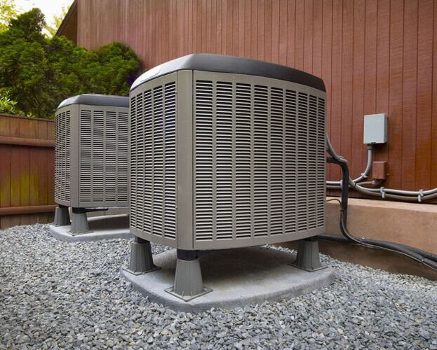 Residential Heating and Cooling Units