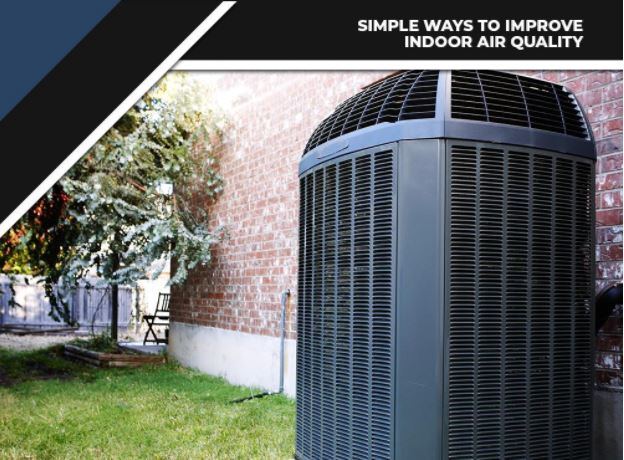 Simple Ways to Improve Indoor Air Quality